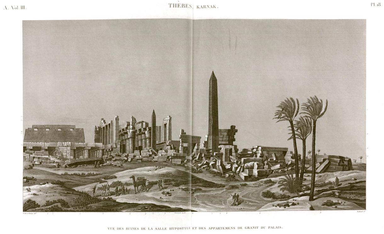 Karnak Amun Temple Egypt