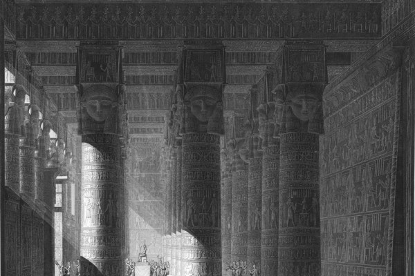 La Description de l'Égypte: Antiquités, Volume IV