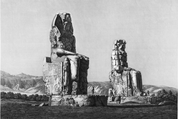 La Description de l'Égypte: Antiquités, Volume II – Thebes