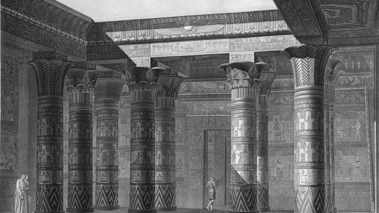 La Description de l'Égypte: Antiquités, Volume I