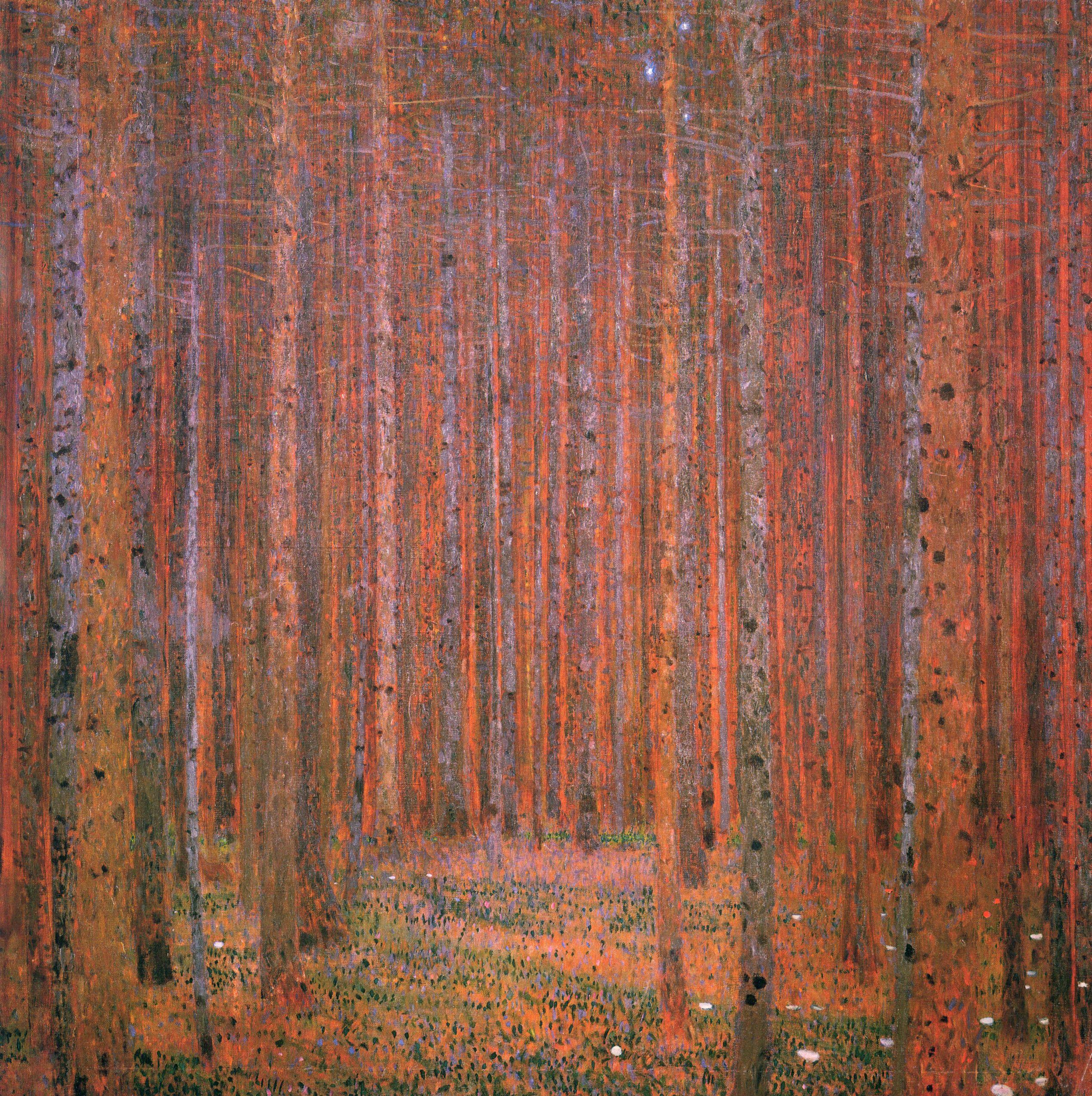 Fir Forest I - 1901