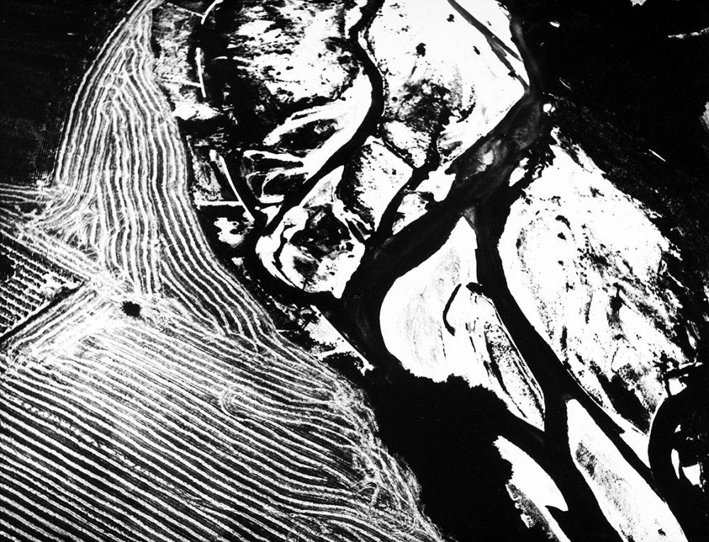 Mario Giacommelli Presa di coscienza sulla natura Landscape
