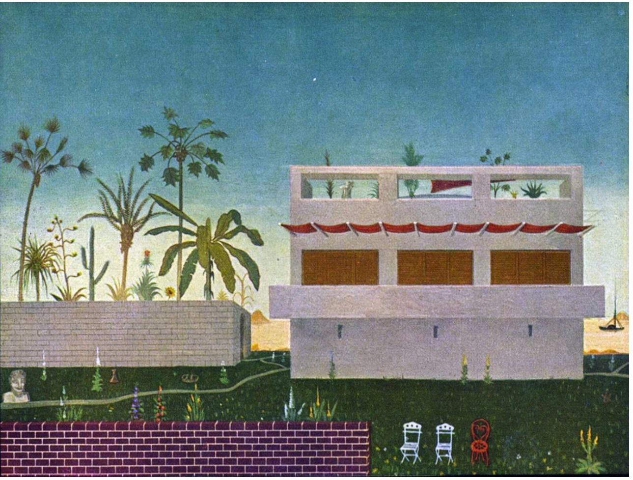 casa sul mare di sicilia Lina Bo Bardi Domus