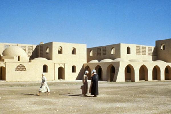 Hassan Fathy, Building With the People in New Gourna