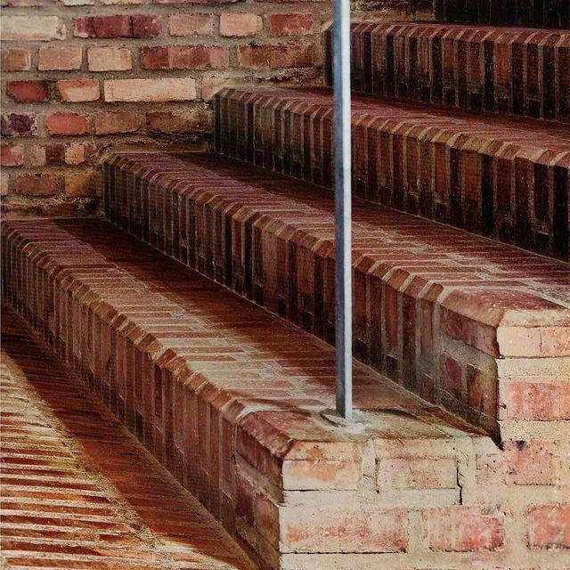 Heinz Bienefeld St Willibrord Brick