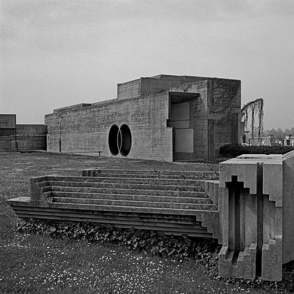 Carlo Scarpa Brion Sanctuary Cemetery