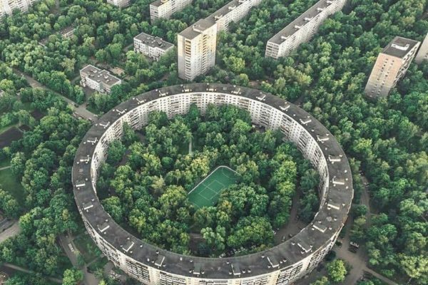 The Round House in Moscow