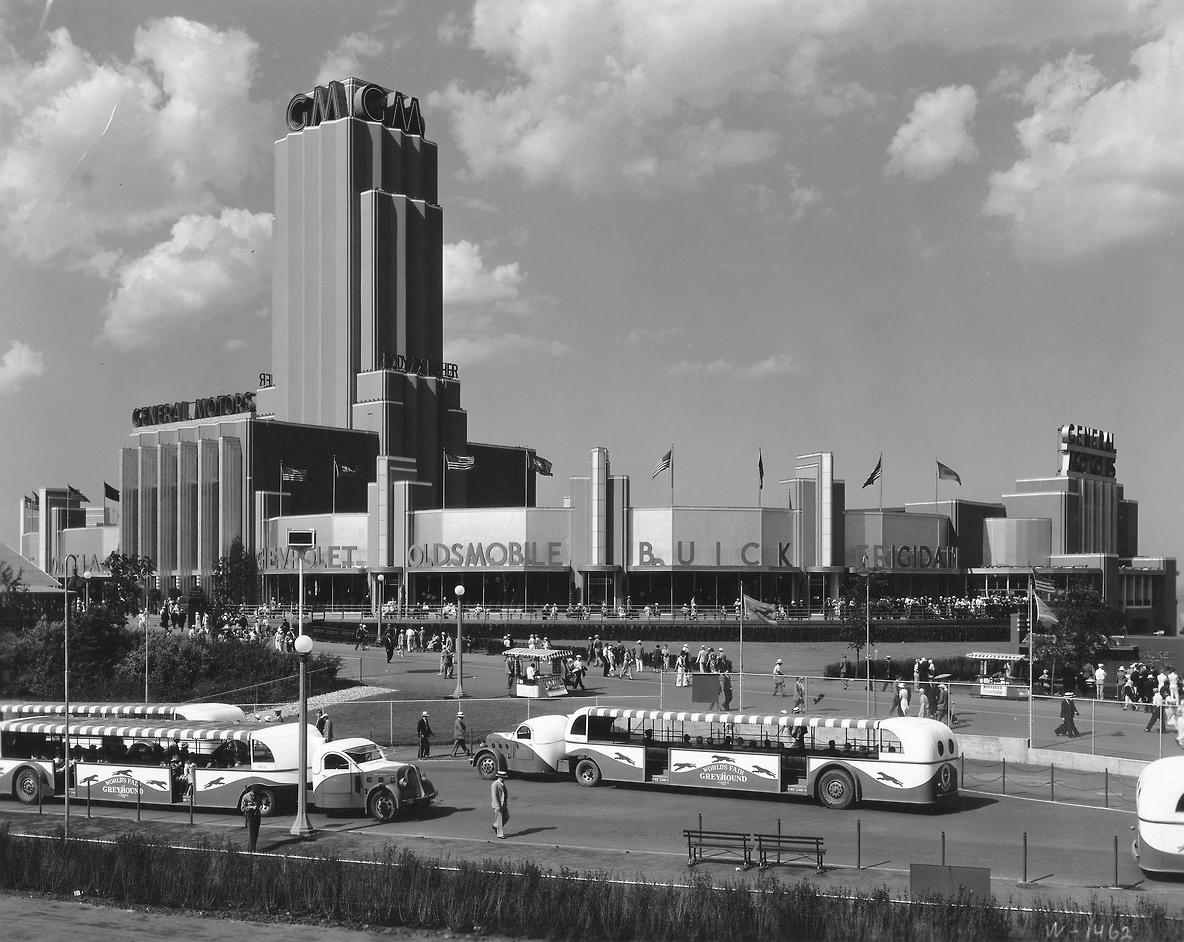 General Motors Building Chicago Albert Kahn