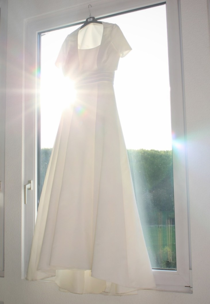 Das klassische Hochzeitskleid