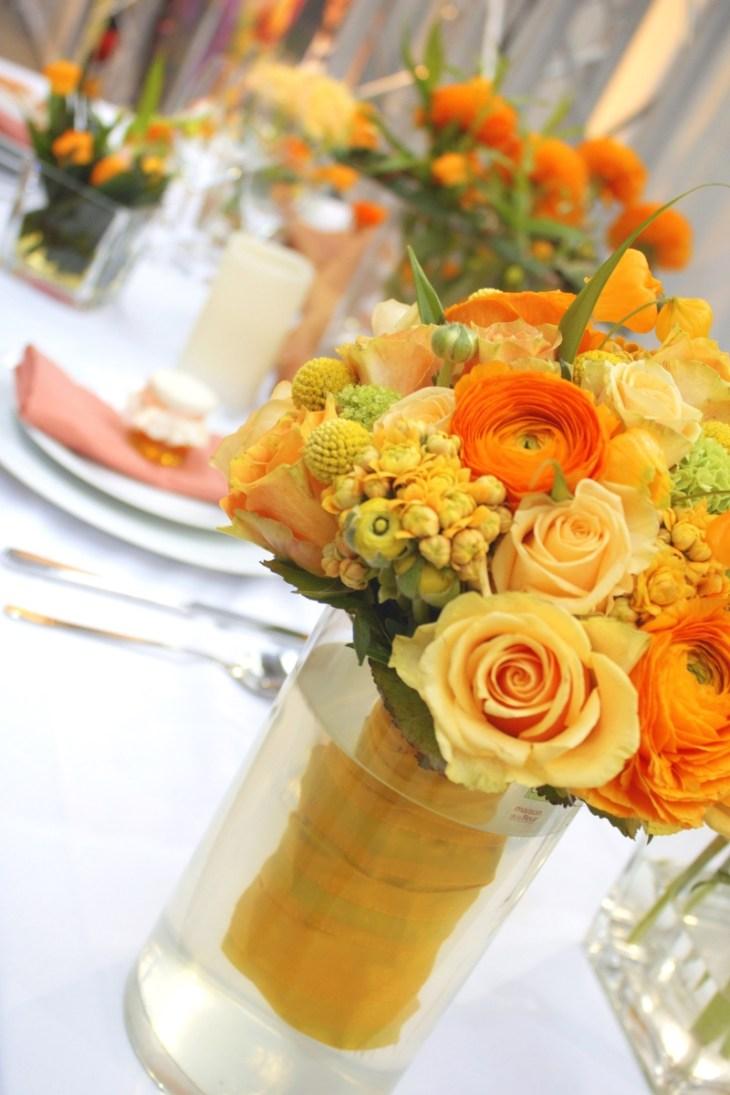 orange gelb Göttinger Hochzeitsträume