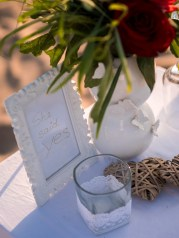Details Heiratsantrag Dekoration Planung Kreta Crete Wedding Proposal