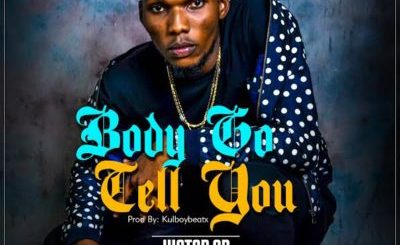 Victor AD – Body Go Tell You