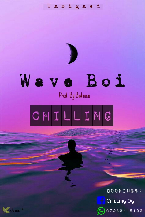 MUSIC: Chilling - Wave Boi (dedicated to Nacxo)