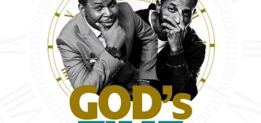 Peterock x Jsmart - God's Time(prod. by Uncle divo & Makesense)