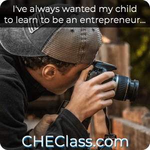 Entrepreneur Class Advertisement