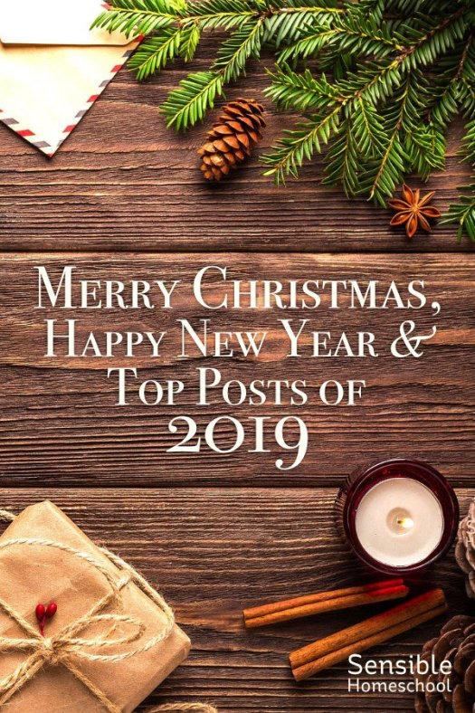 Merry Christmas, Happy New Year & Top Posts of 2019