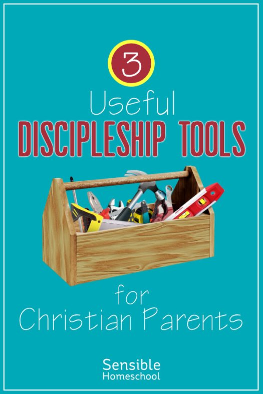 3 Useful Discipleship Tools for Christian Parents