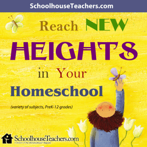 Schoolhouse Teachers homeschool curriculum site