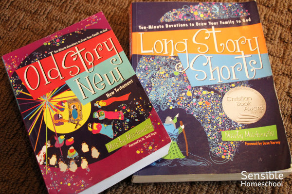Old Story New and Long Story Short Bible study books by Marty Machowski
