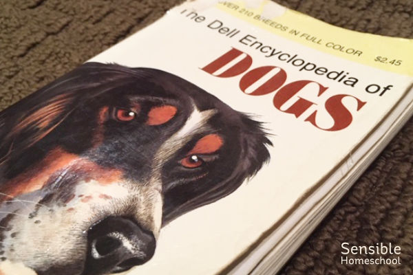 Dell Encyclopedia of Dogs book