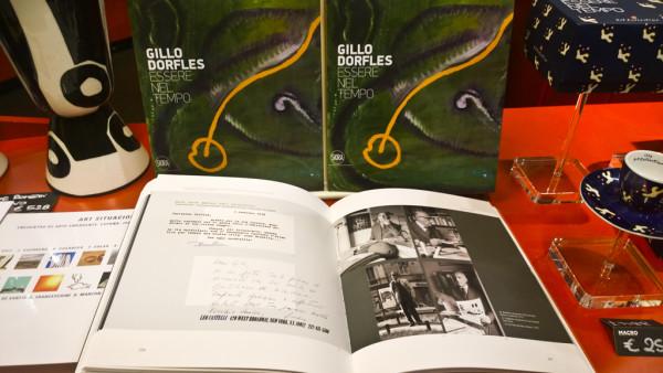 catalogo mostra Gillo Dorfles