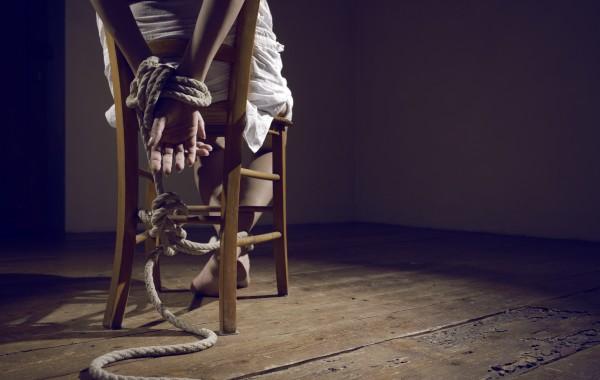 Woman prisoner