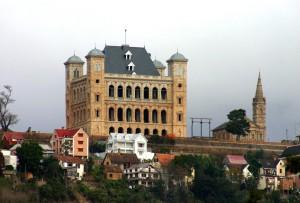 Madagascar - palazzo della Regina