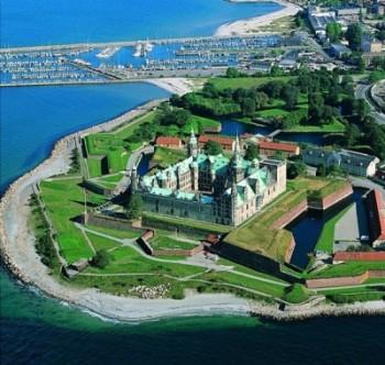 Castello di Kronborg - Danimarca