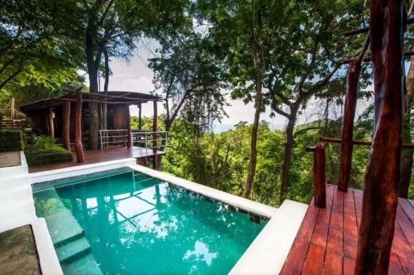 casa sull'albero Nicaragua