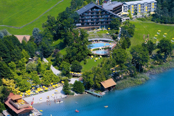 Lago Faak Hotel Karnerhof