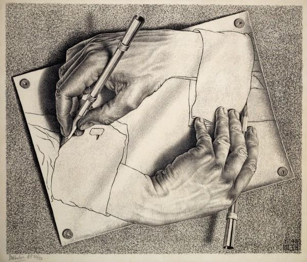 Escher--ilsitodellarte