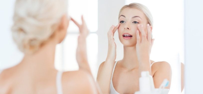 beauty routine Nuxe