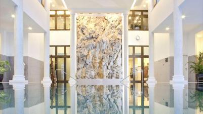 Kempinski Grand Hotel des Bains: detox a St. Moritz
