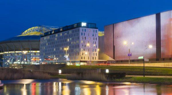 Jaz Amsterdam hotel: notti ritmate