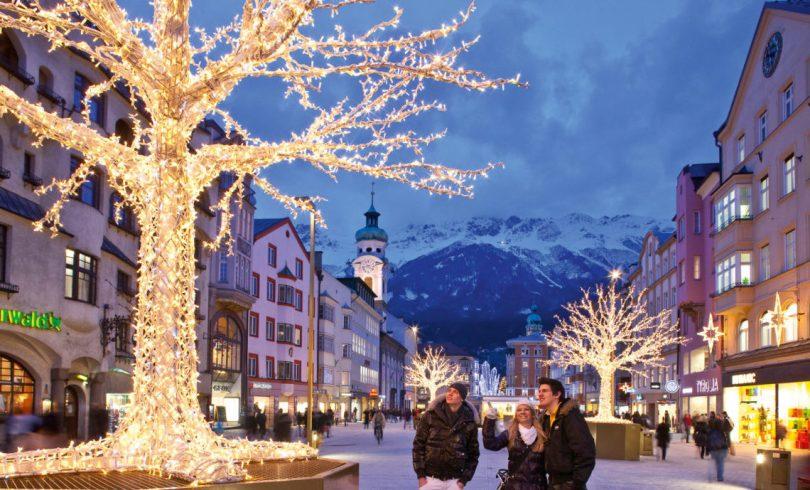 Natale a Innsbruck:
