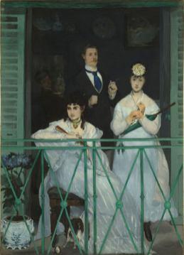 15. MANET Il balcone