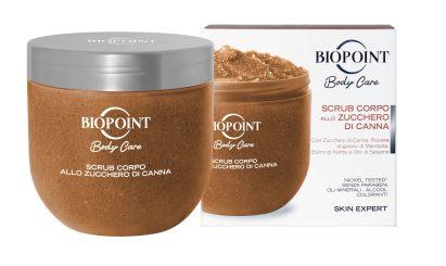 Biopoint Scrub allo Zucchero di Canna ld
