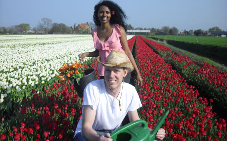 fioritura- tulipani-
