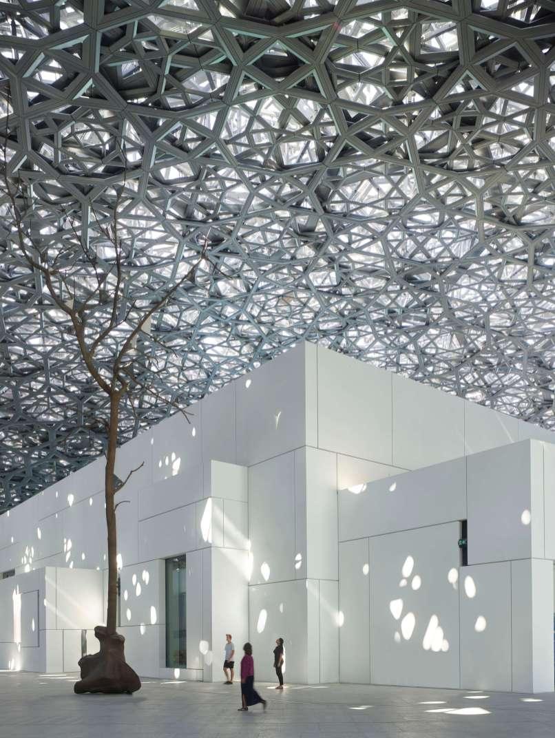 1. Louvre Abu Dhabi - Germination by Giuseppe Penone © Louvre Abu Dhabi – Photography Roland Halbe (1)