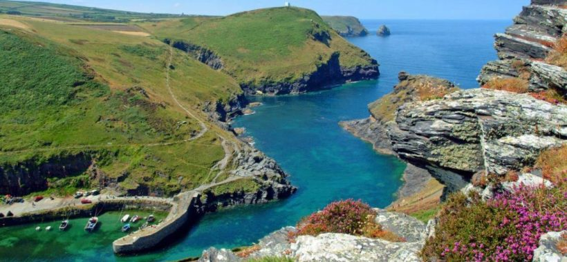 Itinerario- Inghilterra-