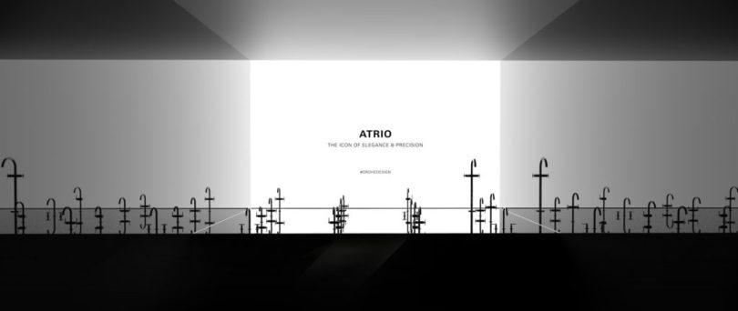 Atrio-Grohe