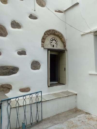 Isola di Tinos finestrella
