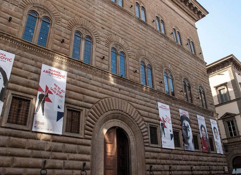 Firenze-Palazzo Strozzi