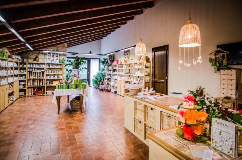 Cosmetica green-Temporary shop- Antos