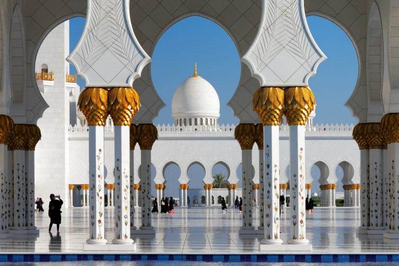 Widian- Grande Moschea Sheikh Zayed
