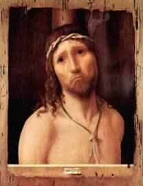 id 003. Antonello da Messina Ecce Homo Collegio Alberoni Piacenza