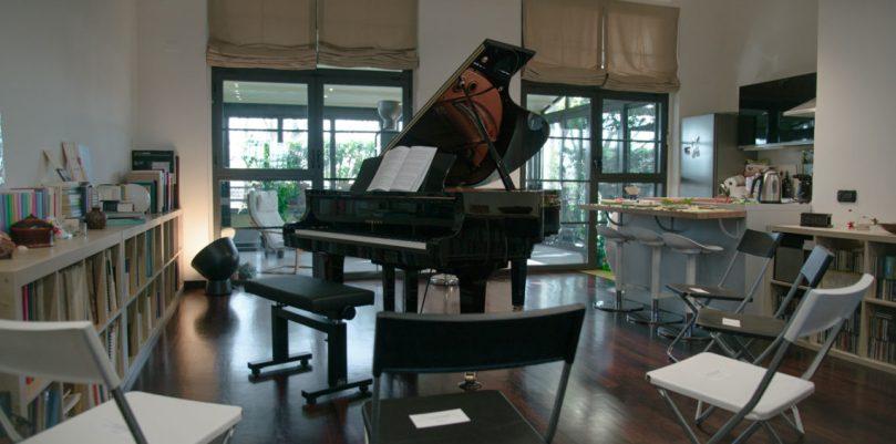 Musica In Salotto.Salotto In Prova Dove La Musica E Incontro E Esperienza