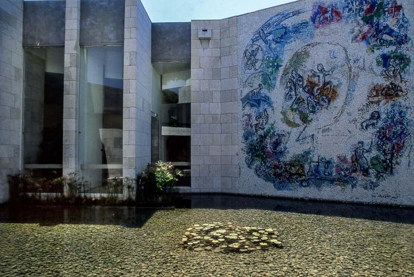 Nizza-Museo Chagall-foto Giovanna Dal Magro