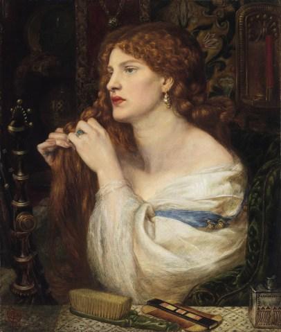 Rossetti, Aurelia, (Fazio's Mistress), N03055