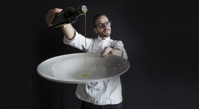 chef Simone Gottardello.